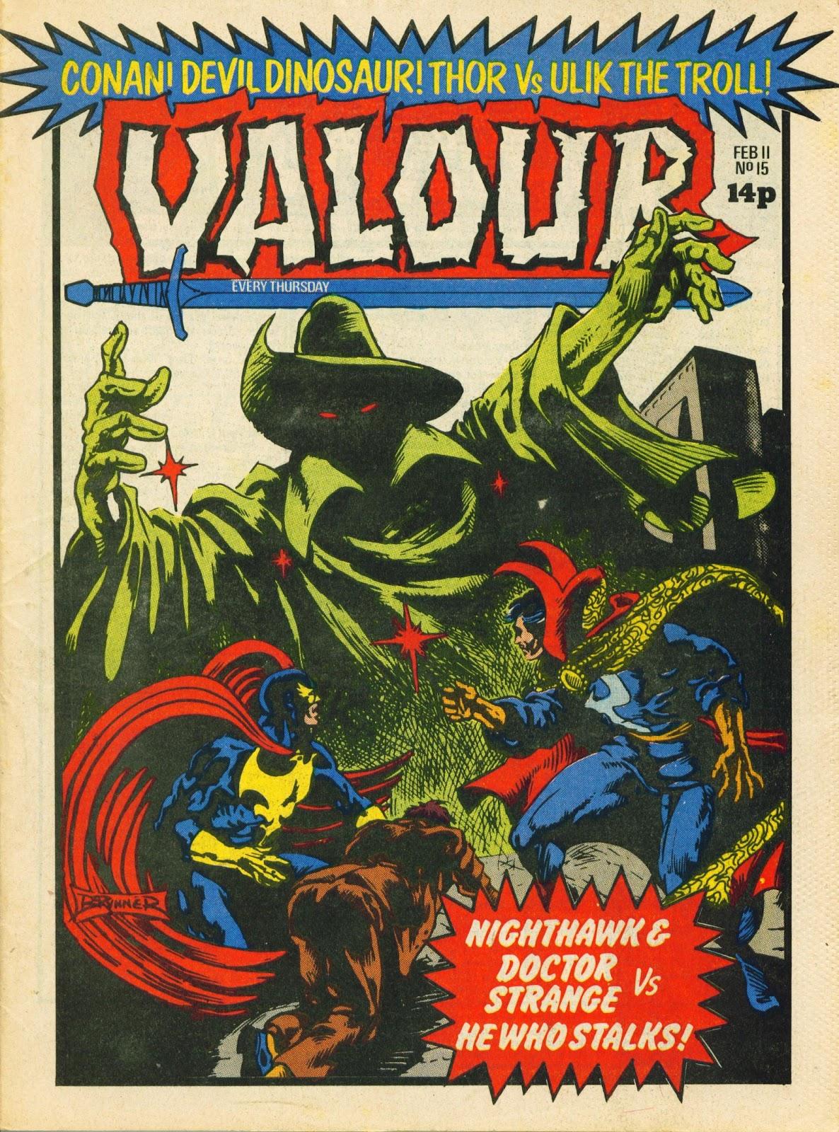 Valour 15 Page 1