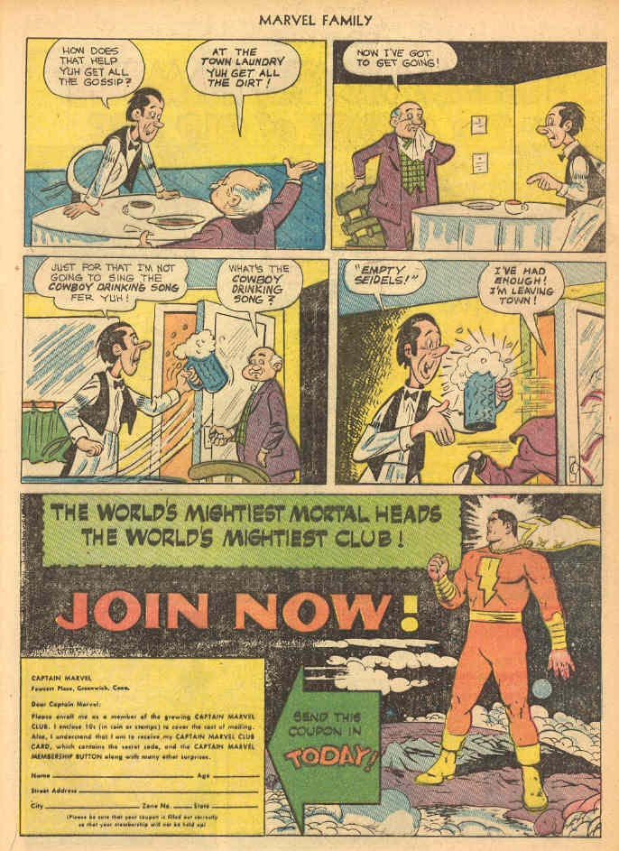 The Marvel Family issue 69 - Page 29