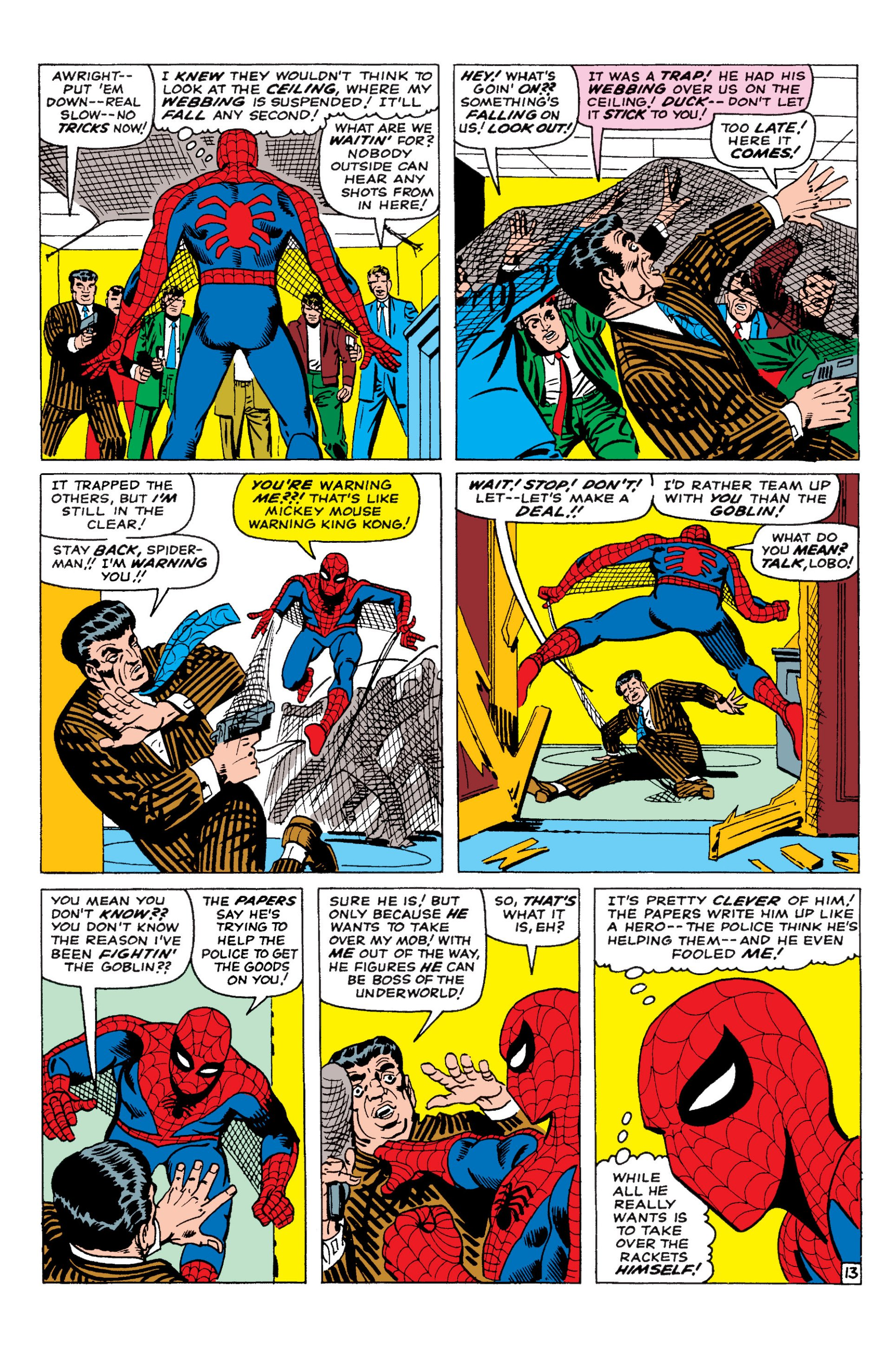 The Amazing Spider-Man (1963) 23 Page 13