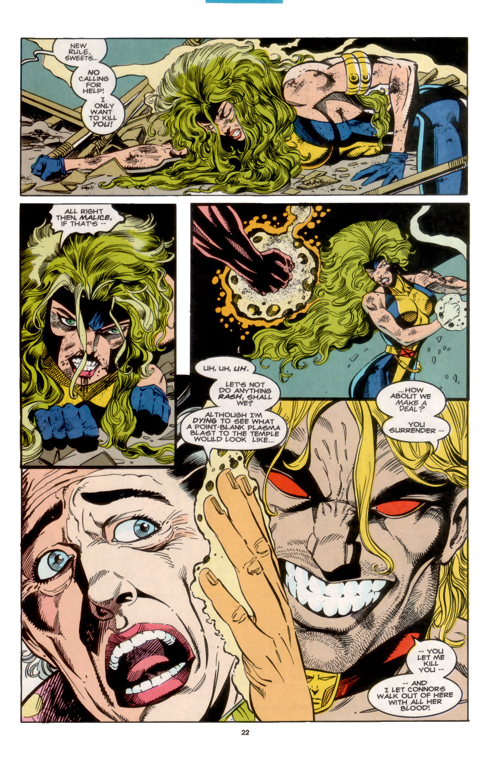 Read online X-Factor (1986) comic -  Issue #104 - 18