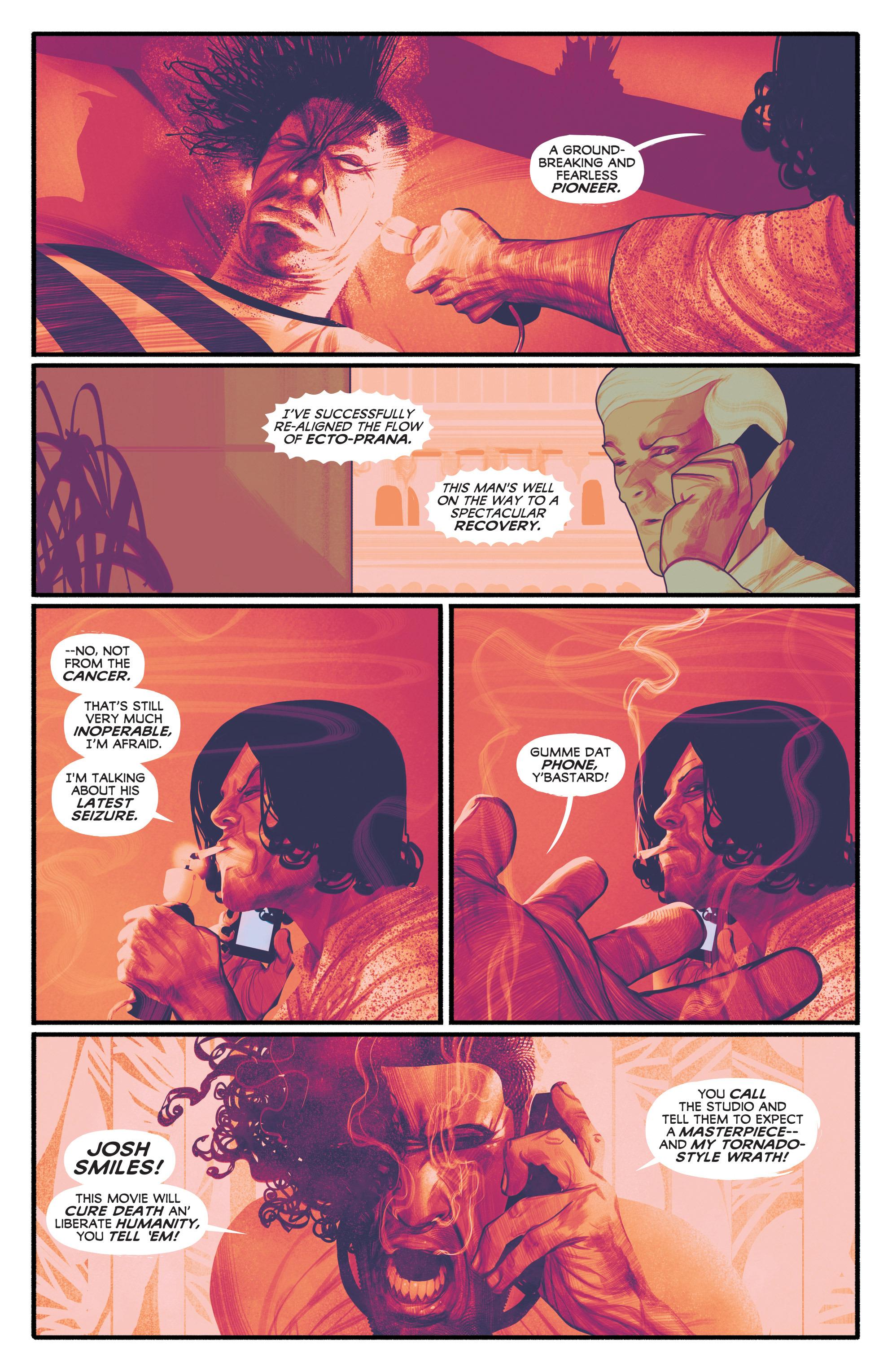 Read online Annihilator comic -  Issue #3 - 12