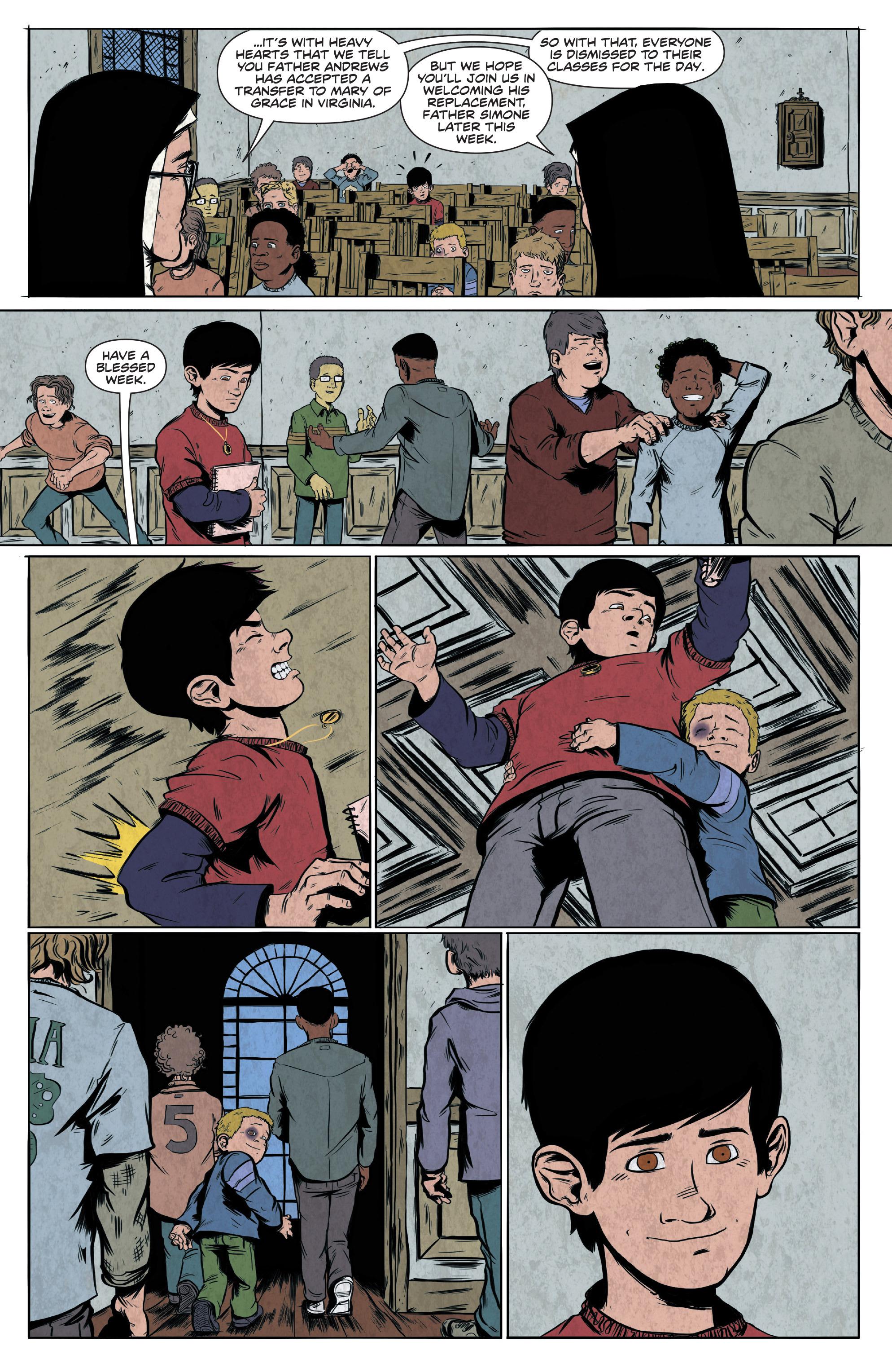 Read online Translucid comic -  Issue #5 - 20