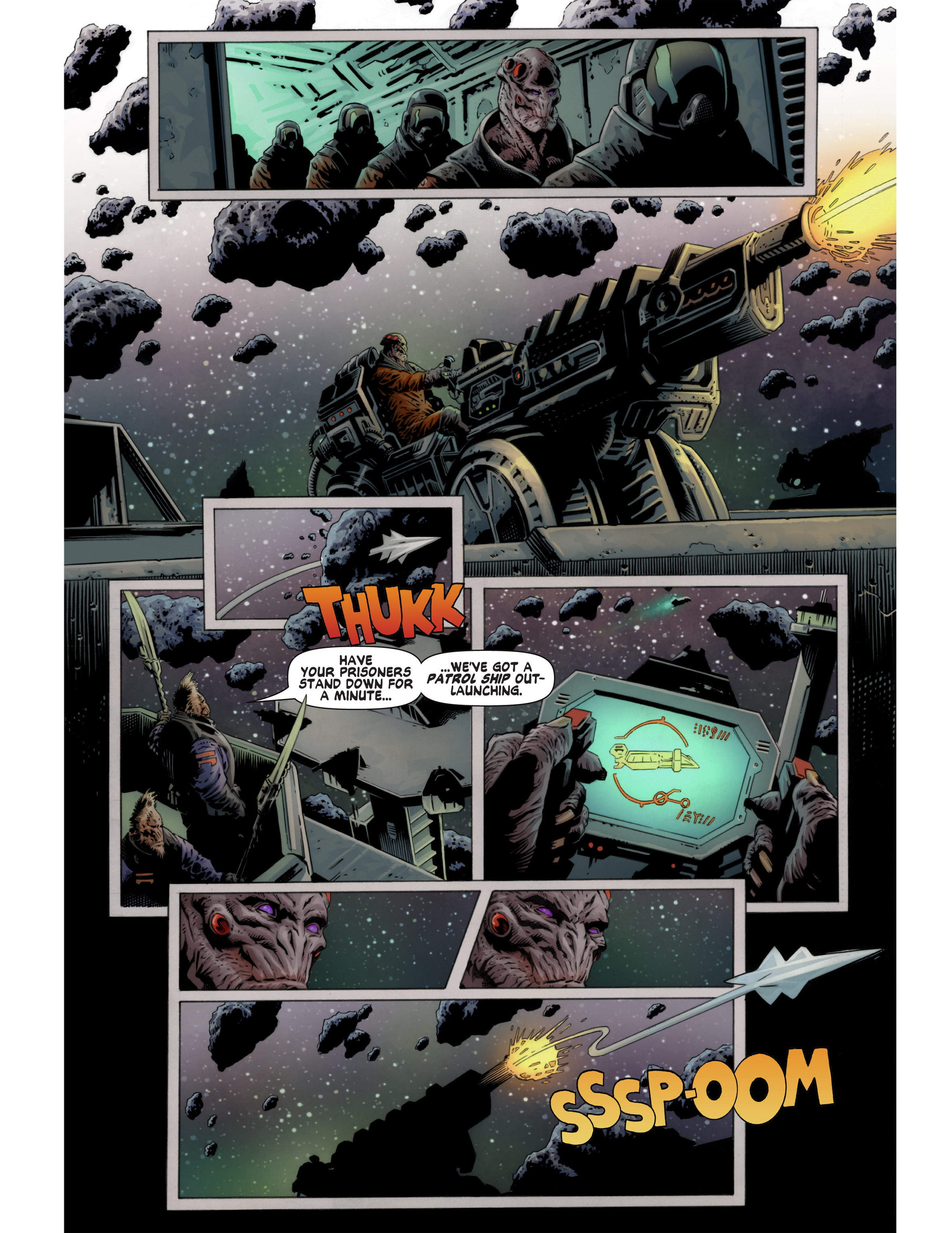 Read online Bad Planet comic -  Issue # TPB - 46