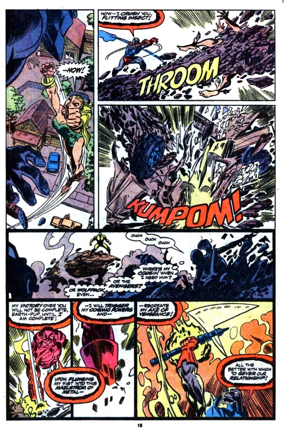The New Warriors Issue #1 #5 - English 15