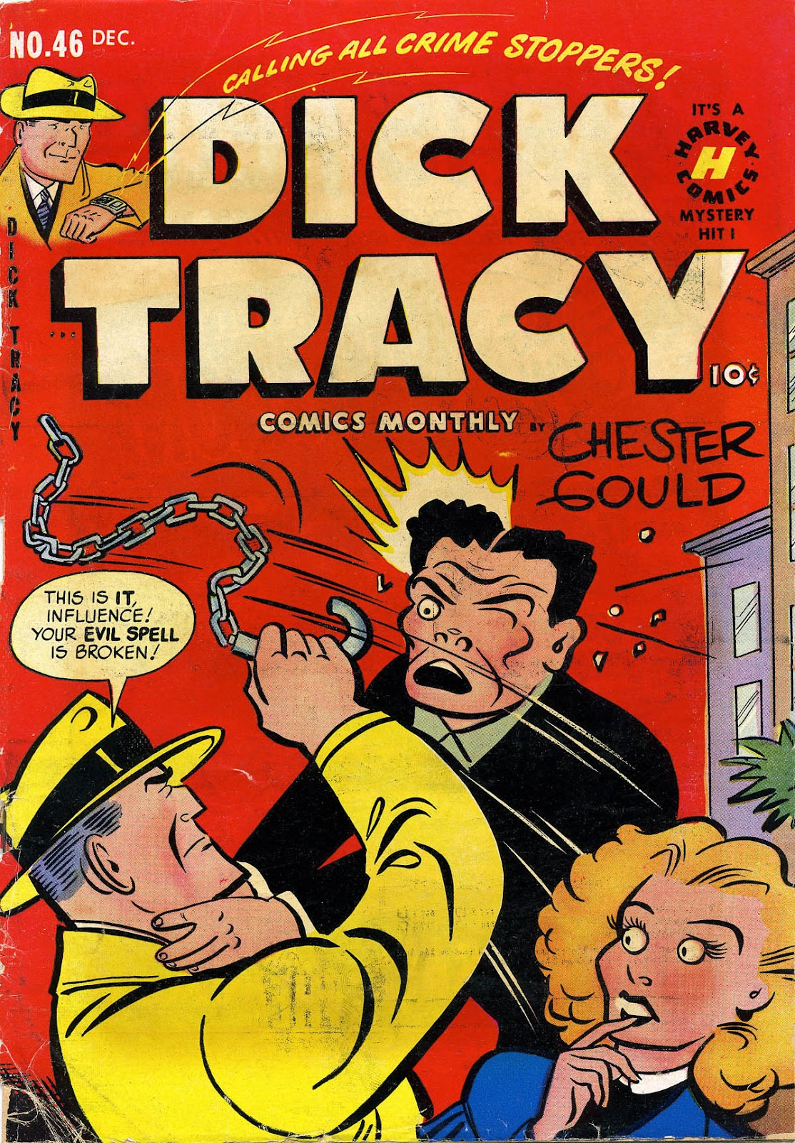 Dick Tracy (1950) 46 Page 1