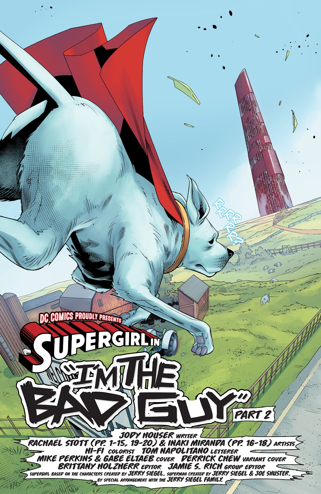 Read online Supergirl (2016) comic -  Issue #38 - 4