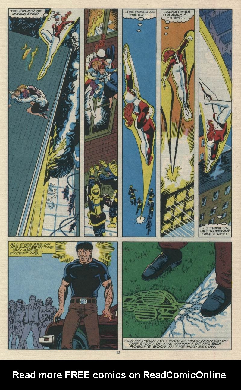 Read online Alpha Flight (1983) comic -  Issue #65 - 14