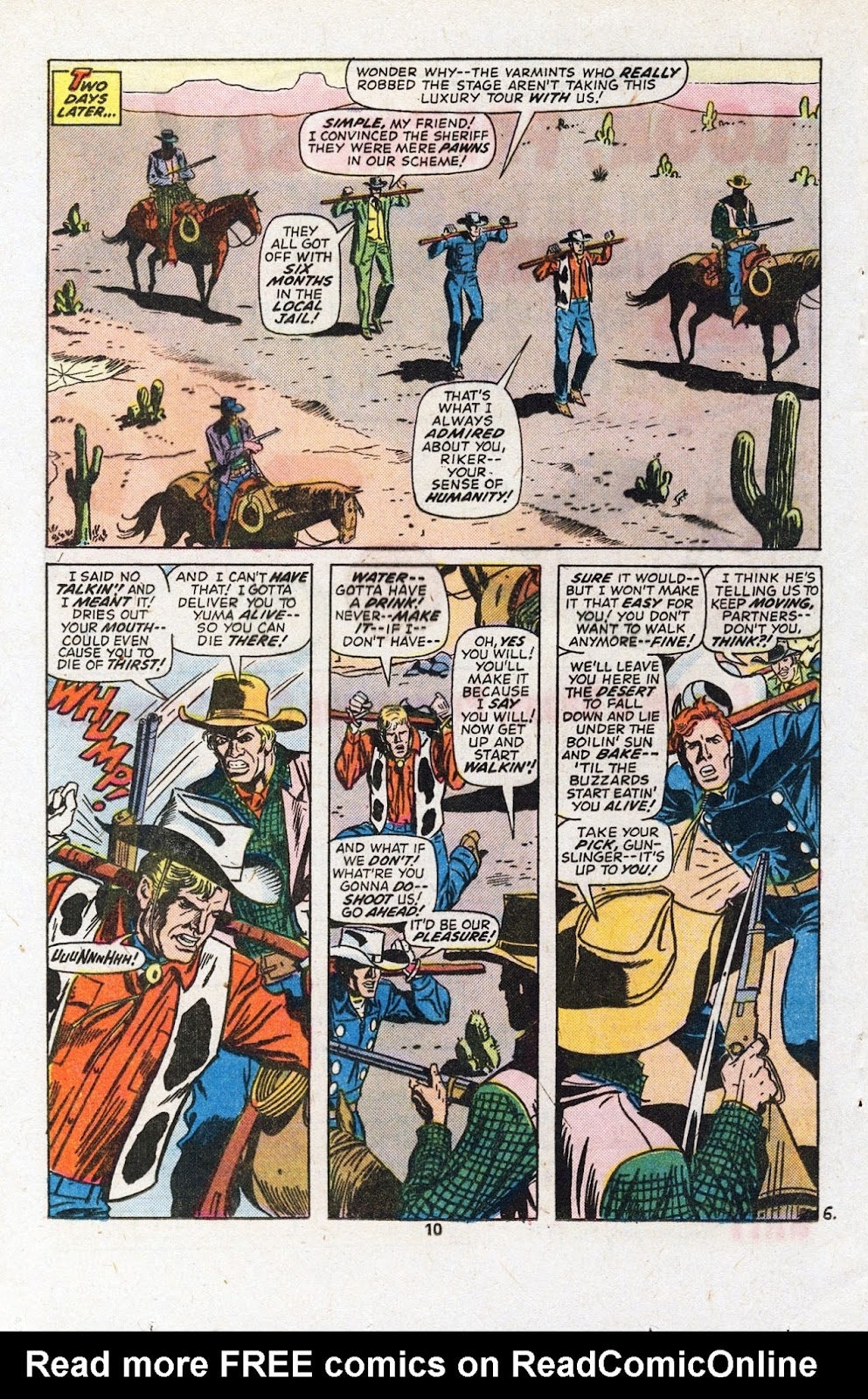 Kid Colt Outlaw issue 201 - Page 12
