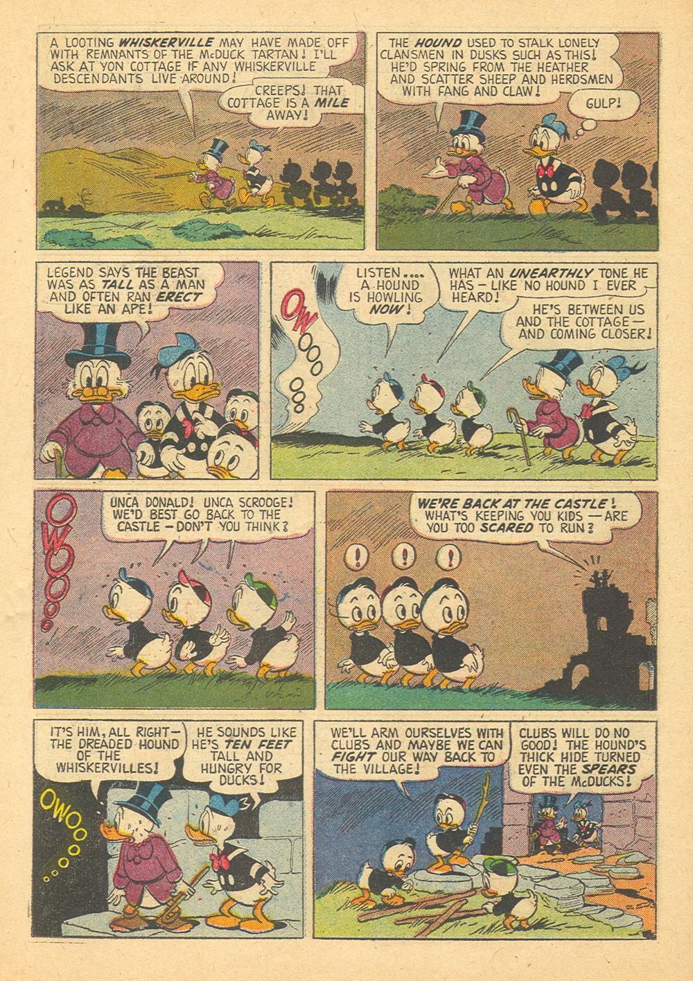 Read online Uncle Scrooge (1953) comic -  Issue #29 - 30