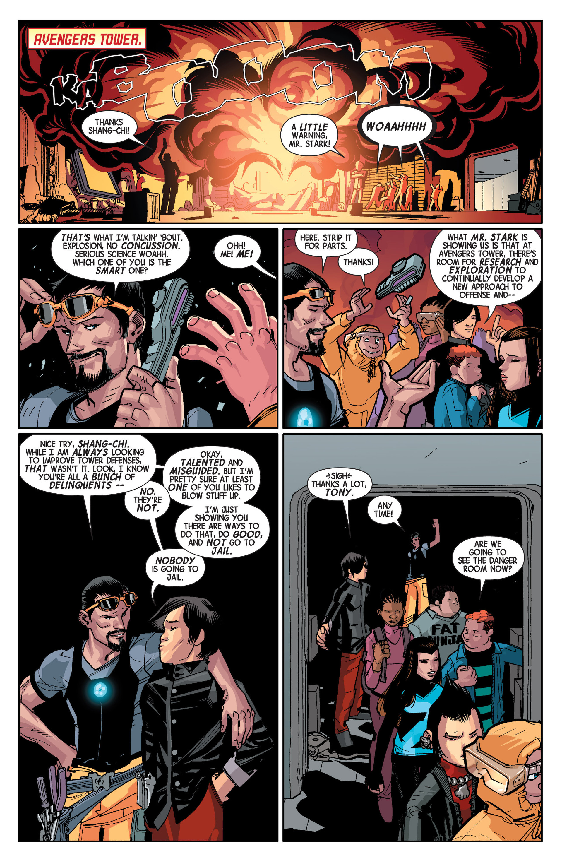 Read online Avengers (2013) comic -  Issue #Avengers (2013) _Annual 1 - 4