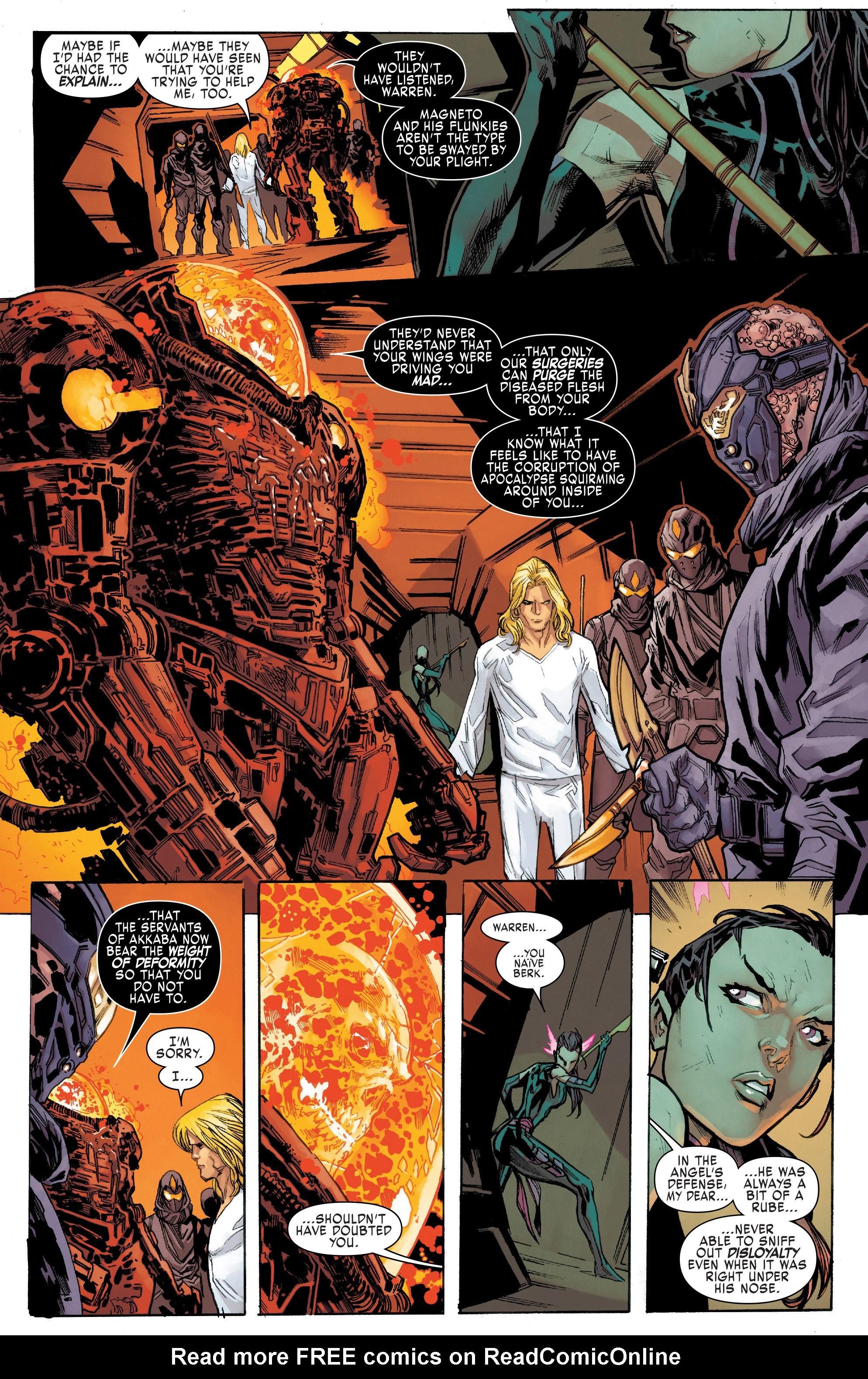 Read online Uncanny X-Men (2016) comic -  Issue #8 - 7