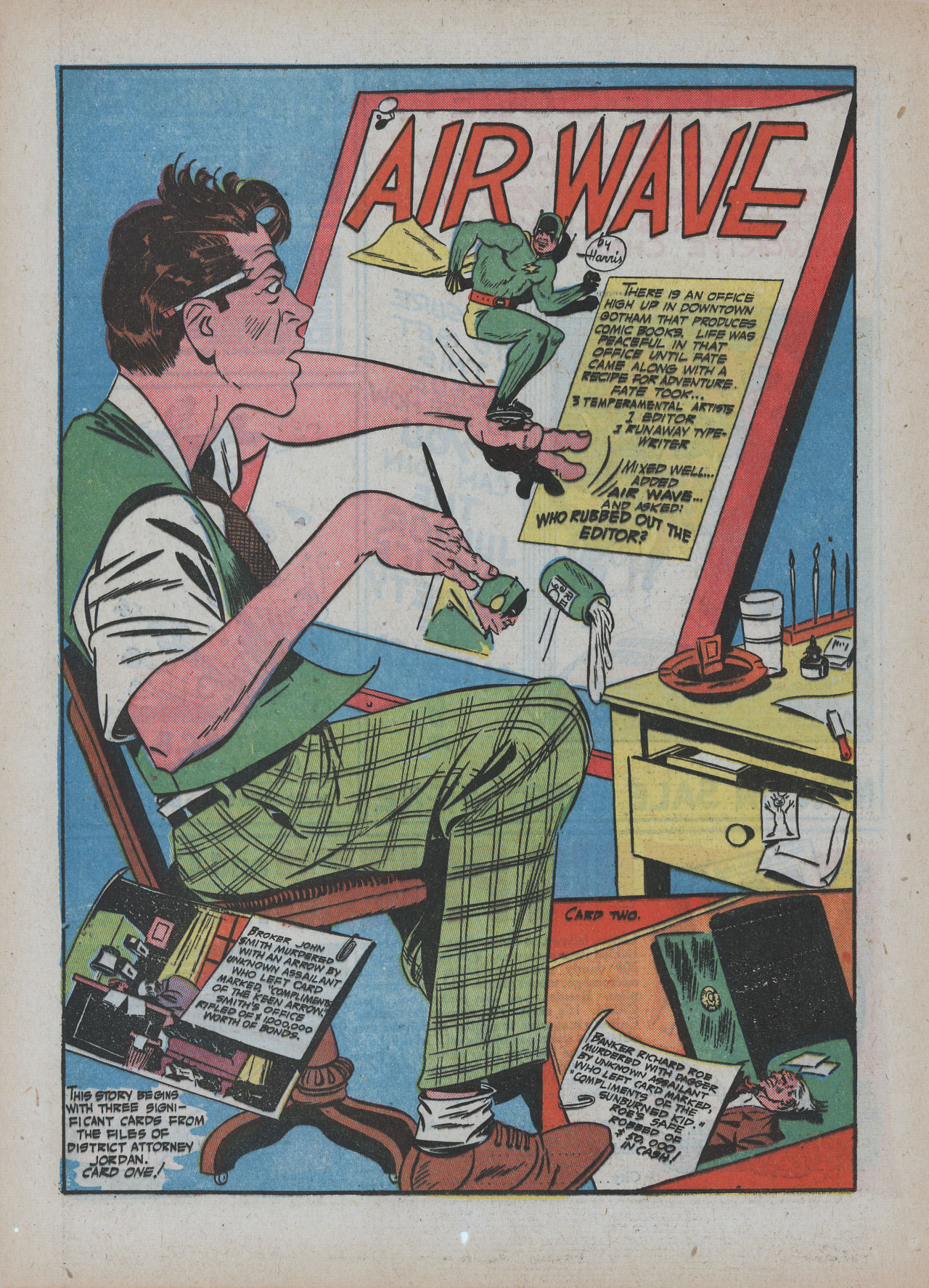 Detective Comics (1937) 70 Page 44