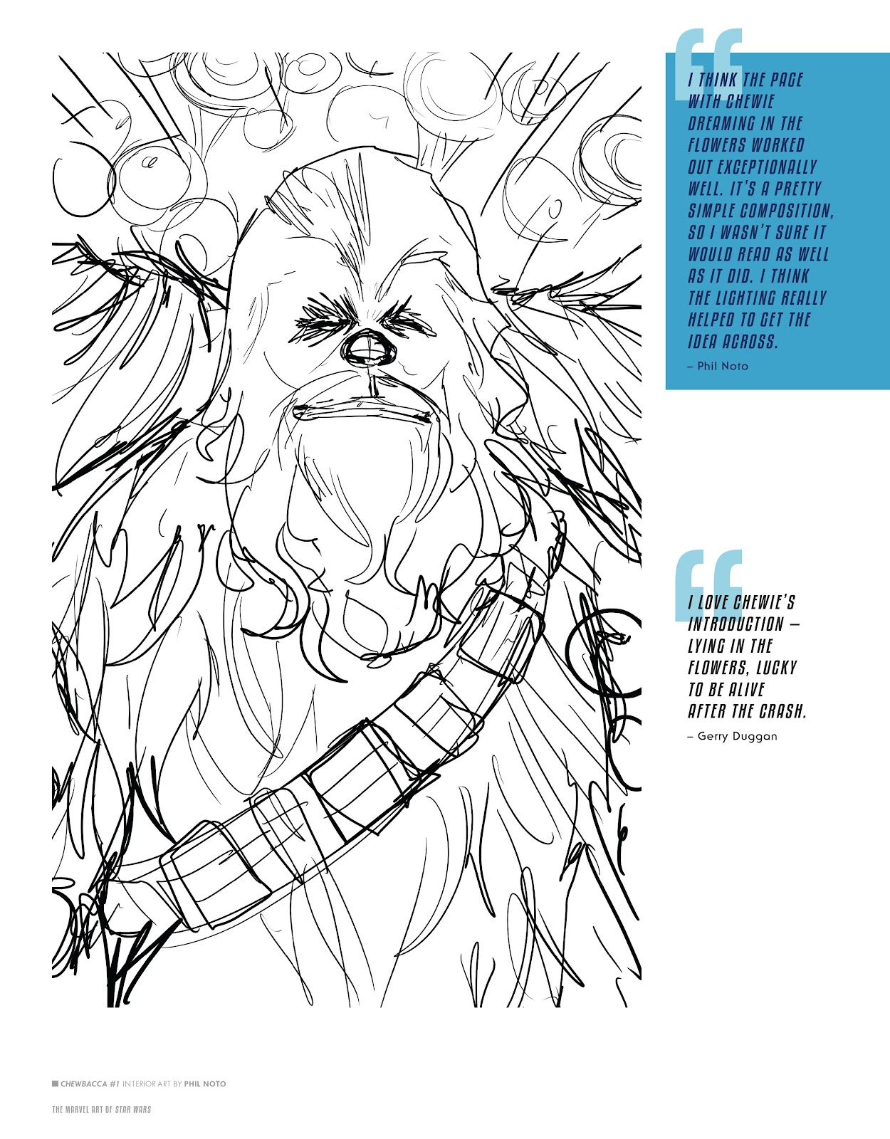 Read online The Marvel Art of Star Wars comic -  Issue # TPB (Part 2) - 48