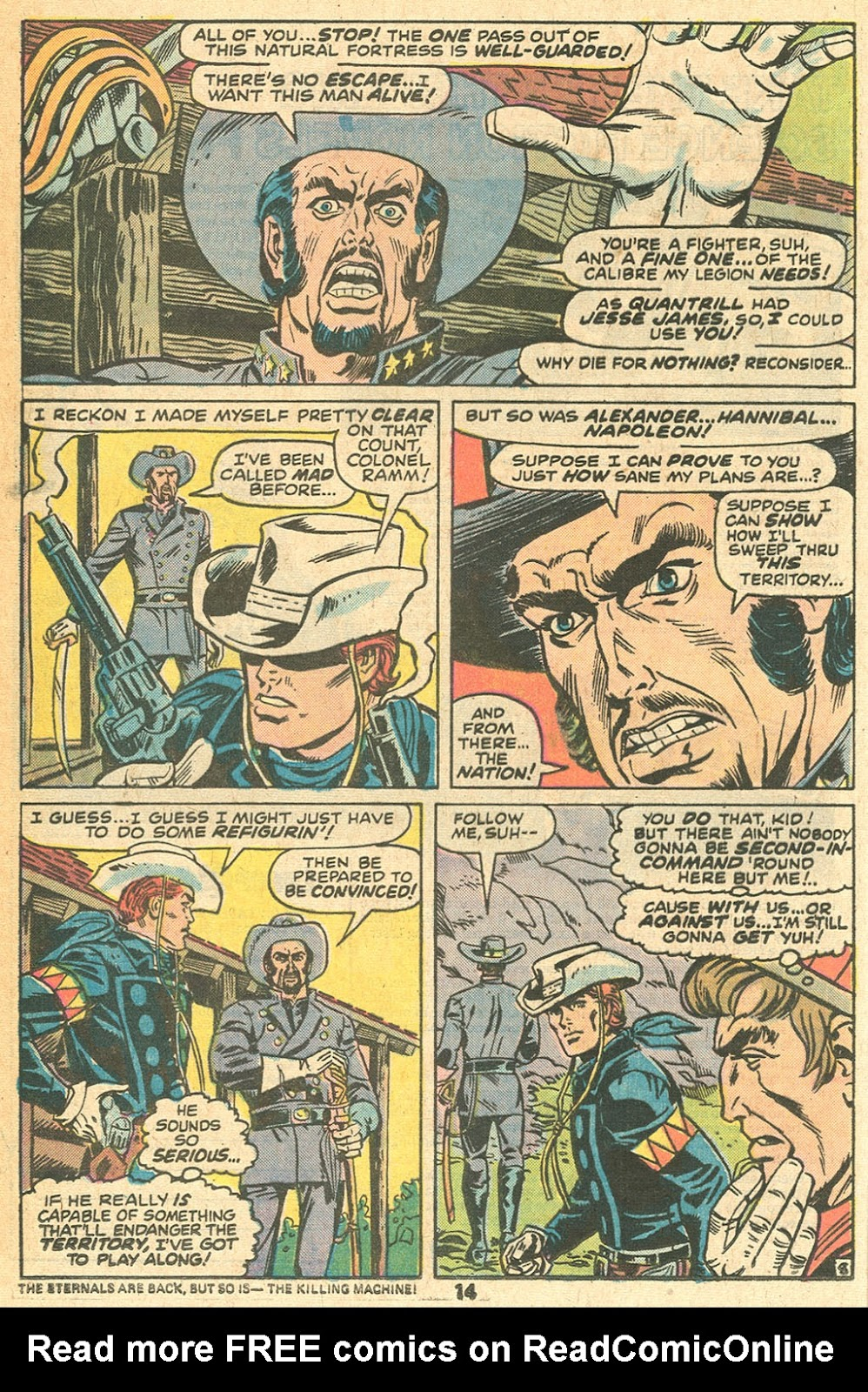 The Rawhide Kid (1955) issue 138 - Page 16