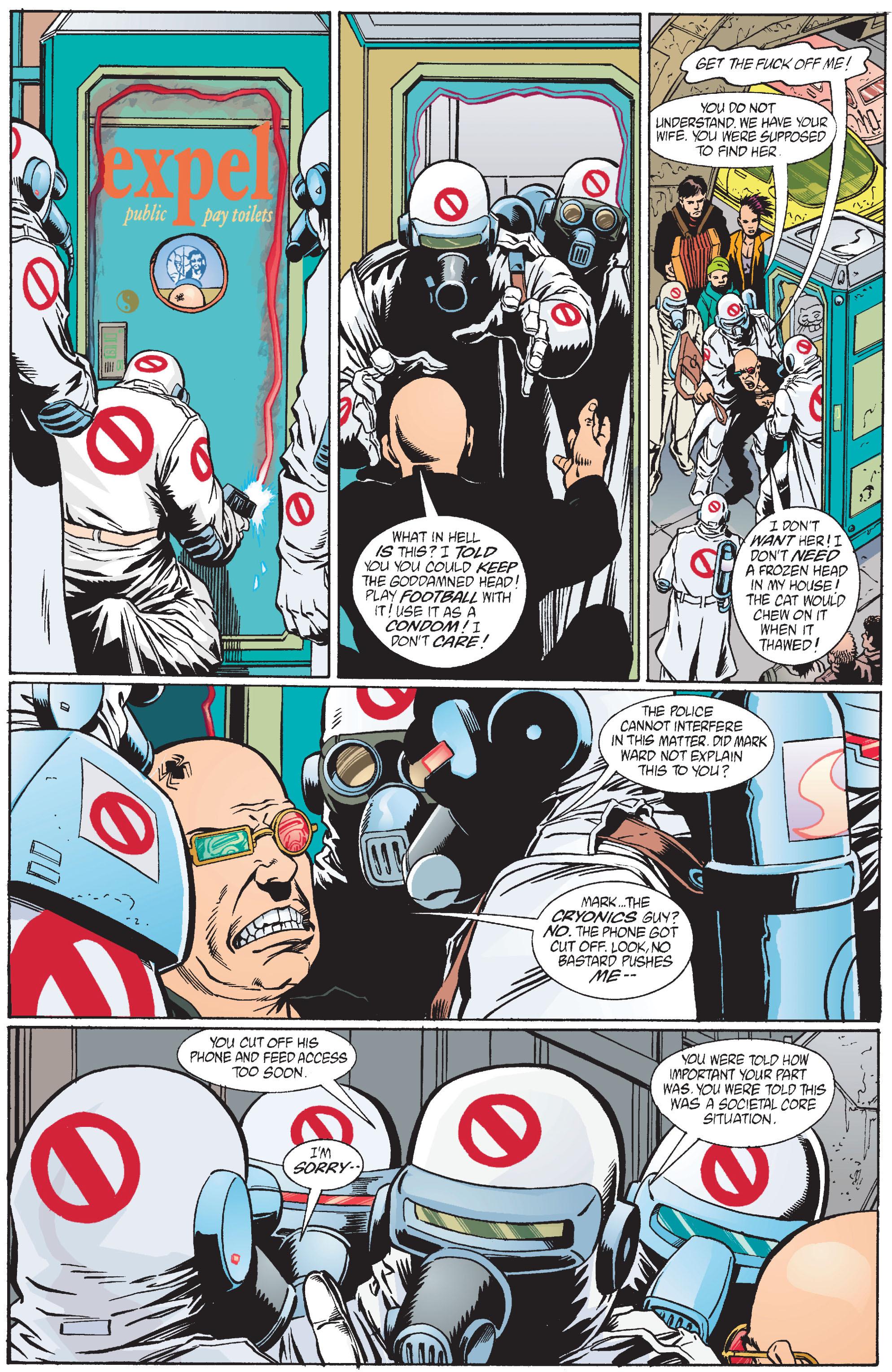 Read online Transmetropolitan comic -  Issue #12 - 8
