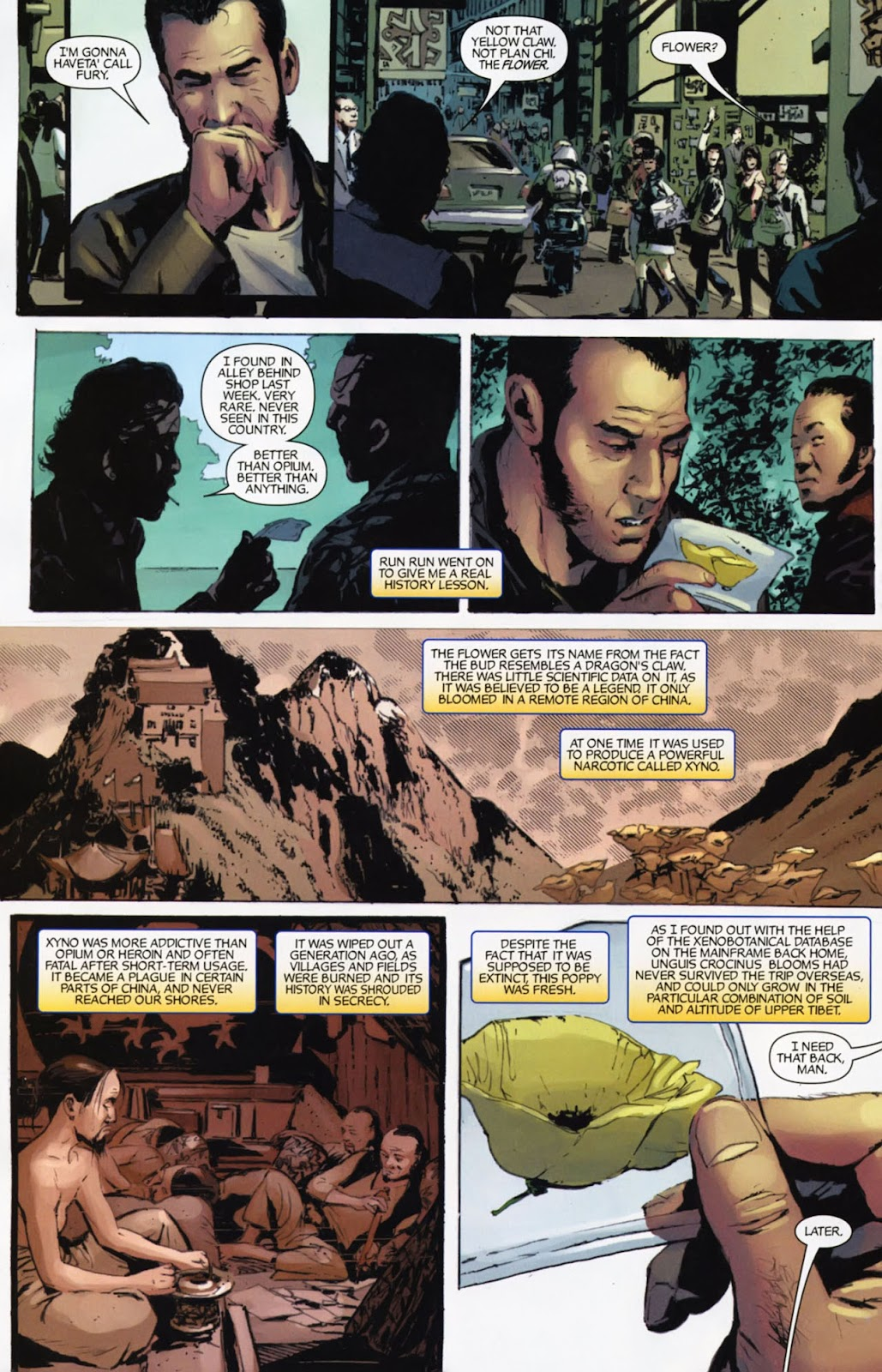 Read online Wolverine (2003) comic -  Issue #900 - 19