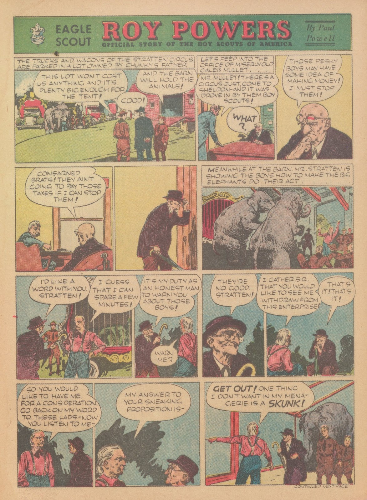 Read online Famous Funnies comic -  Issue #62 - 7