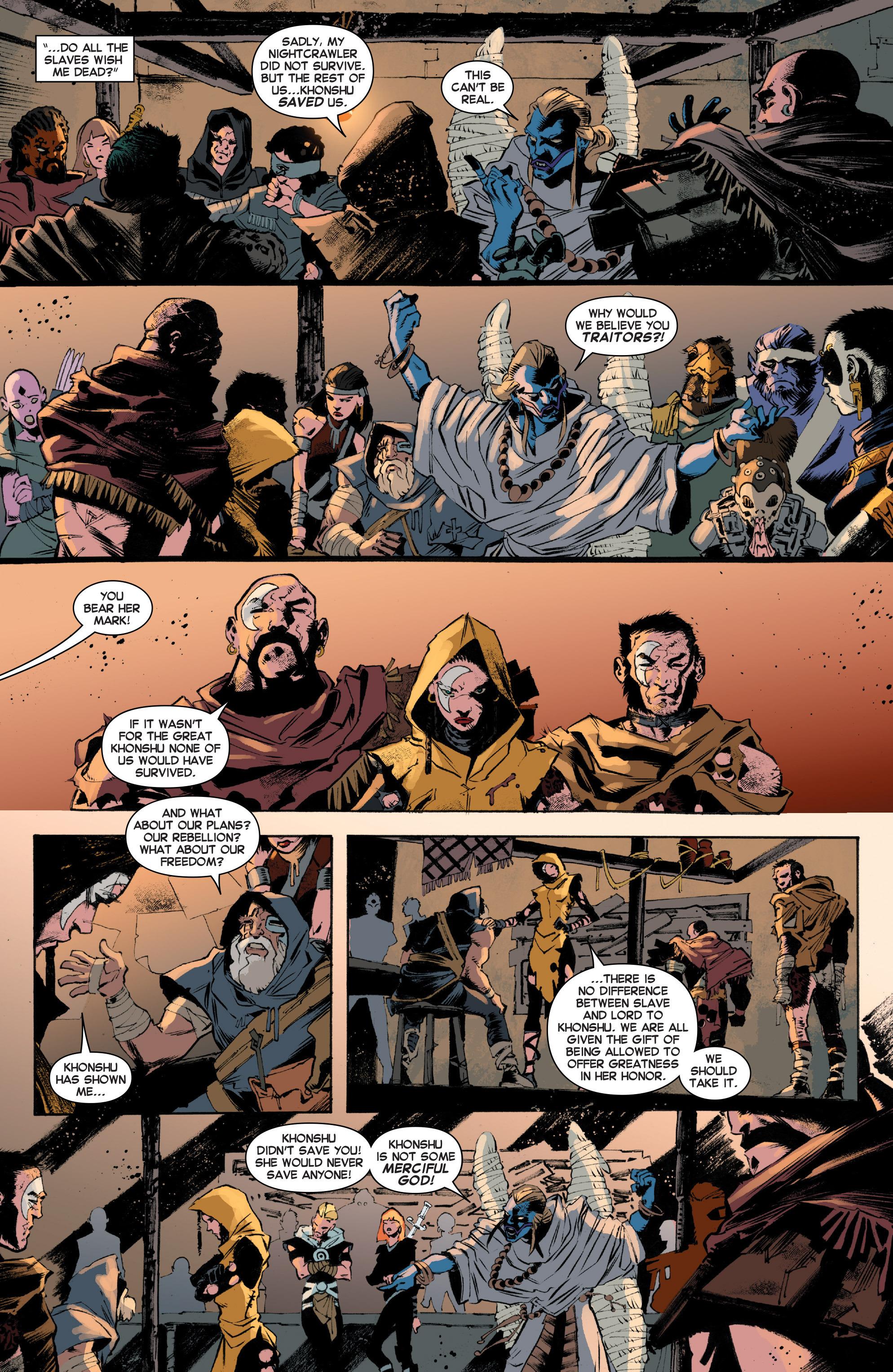 Read online Secret Wars Journal/Battleworld comic -  Issue # TPB - 23