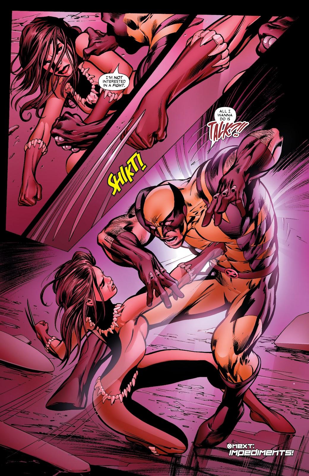 Uncanny X-Men (1963) issue 450 - Page 23