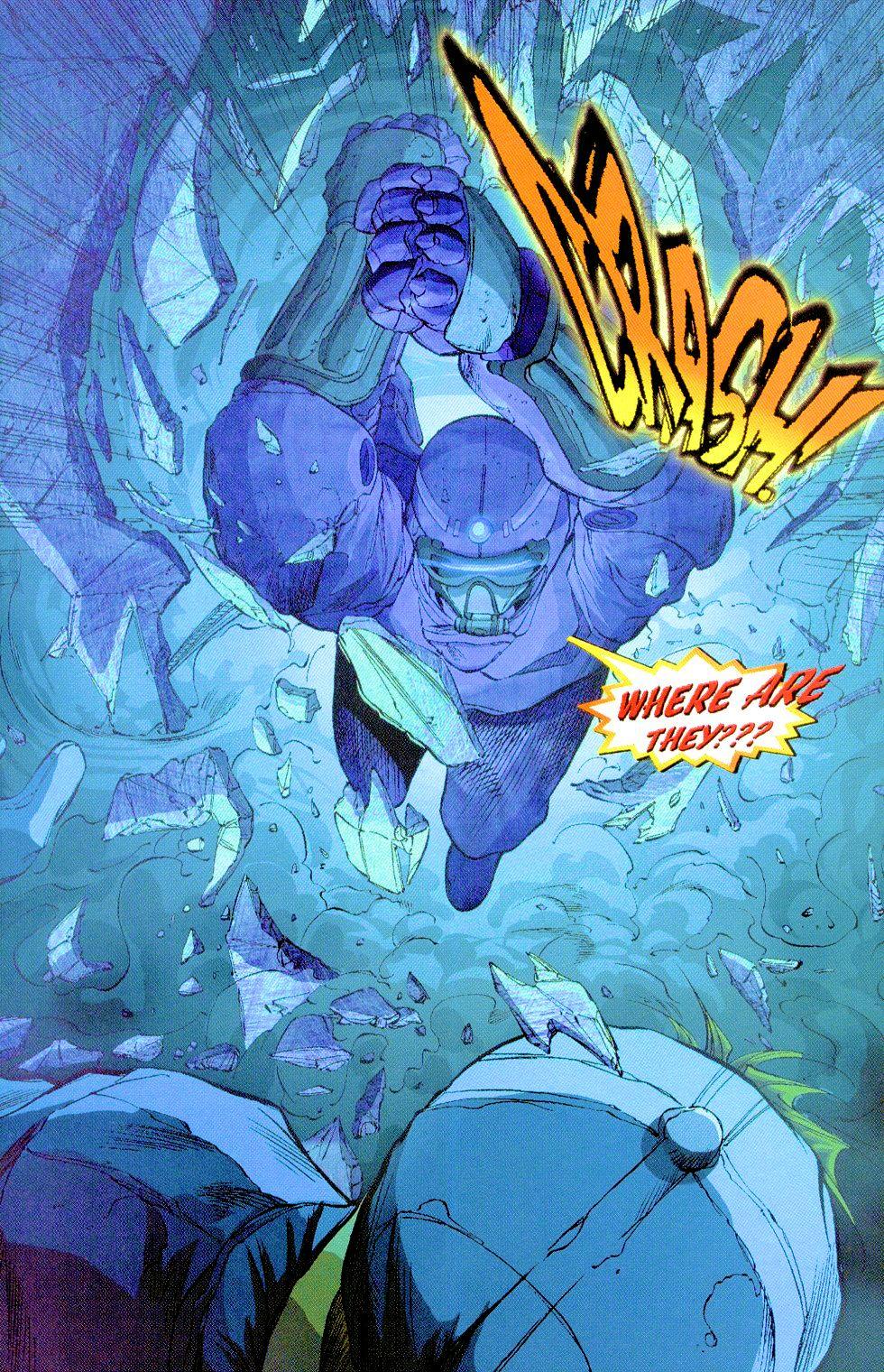 Darkminds (1998) Issue #8 #9 - English 7
