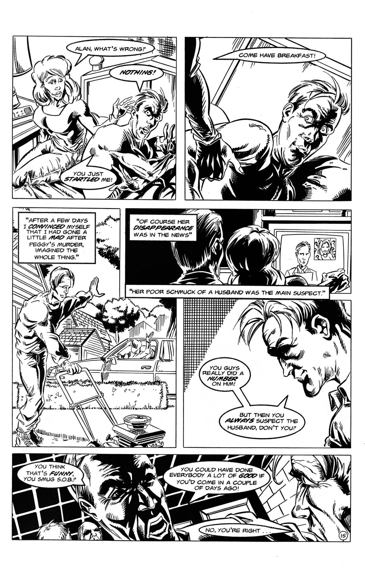 Read online Dr. Weird (1997) comic -  Issue #2 - 17