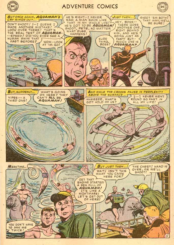 Read online Adventure Comics (1938) comic -  Issue #185 - 21