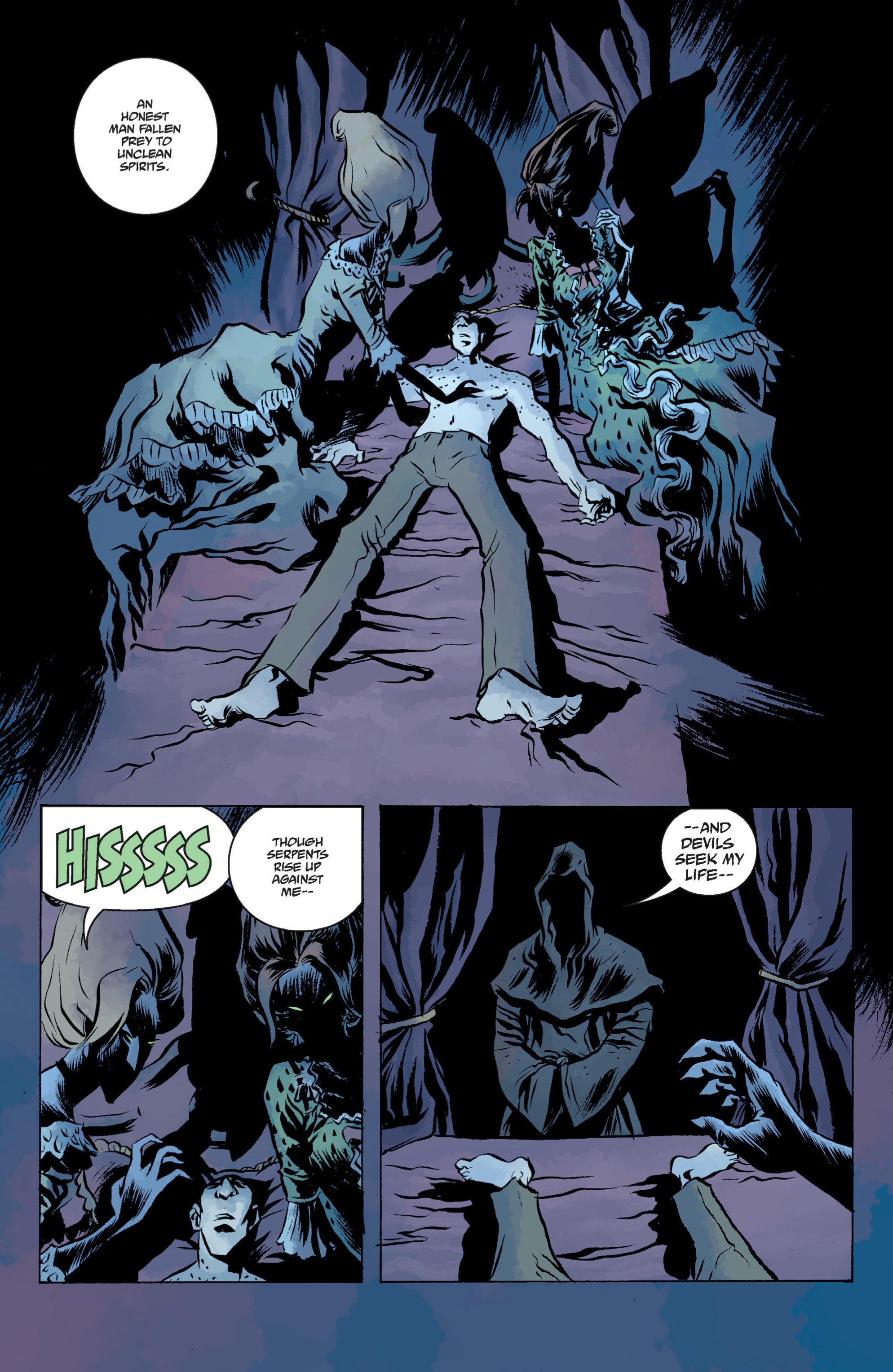 Read online B.P.R.D. (2003) comic -  Issue # TPB 13 - 120