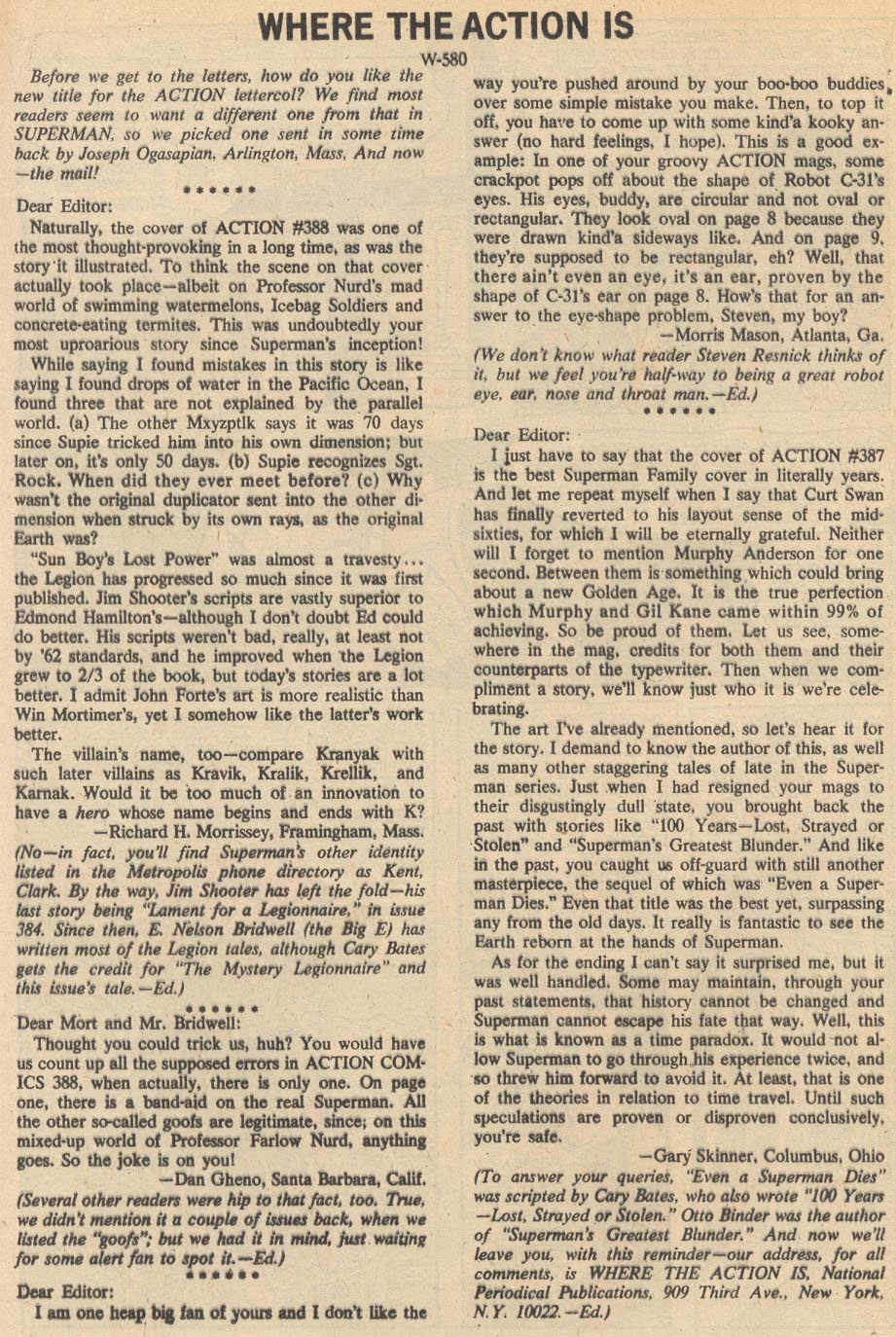Action Comics (1938) 392 Page 15