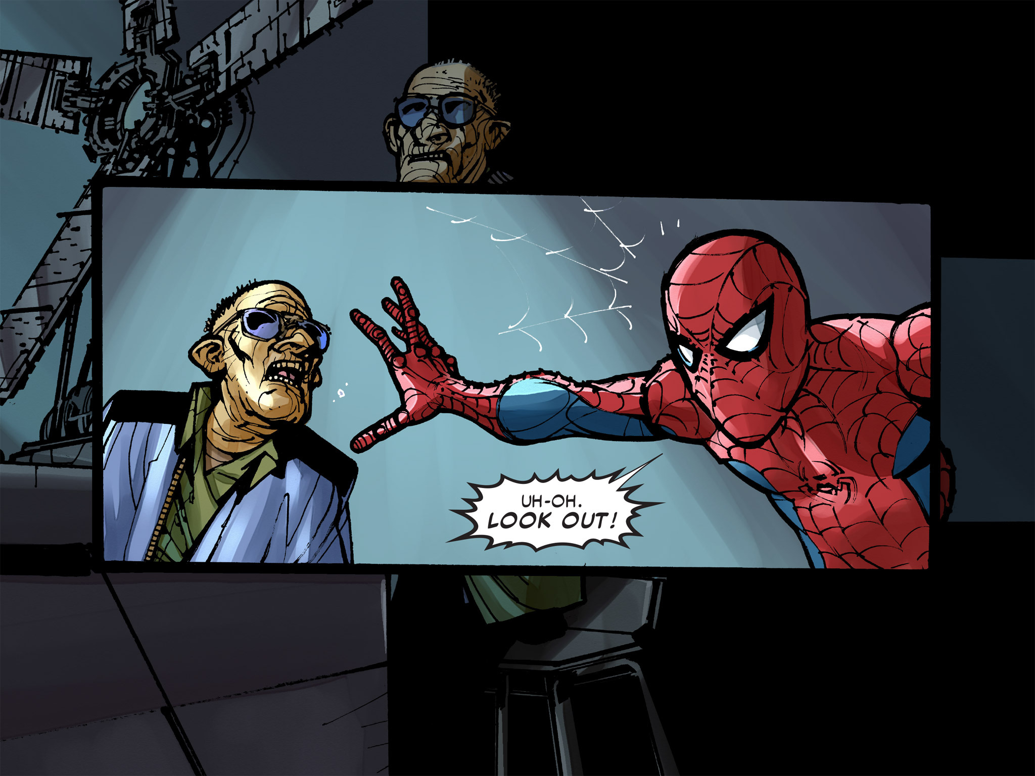 Read online Amazing Spider-Man: Who Am I? comic -  Issue # Full (Part 2) - 124
