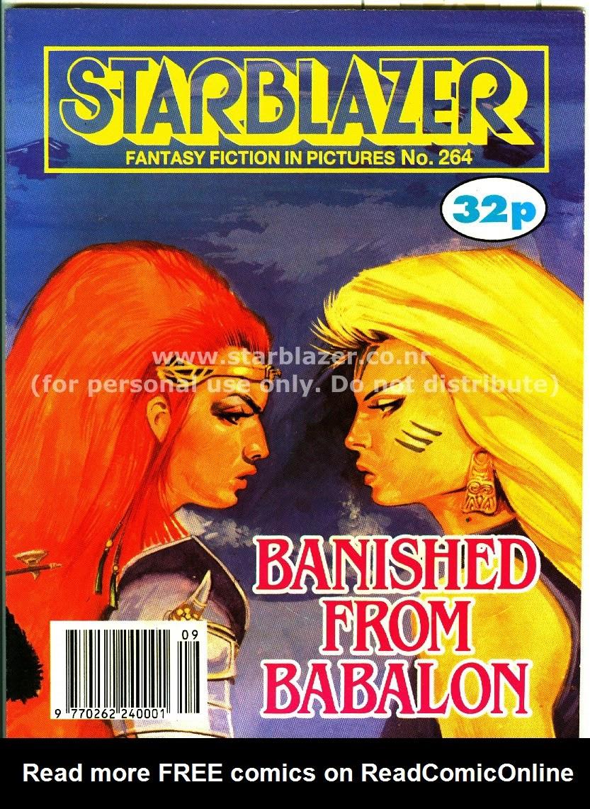 Starblazer issue 264 - Page 1