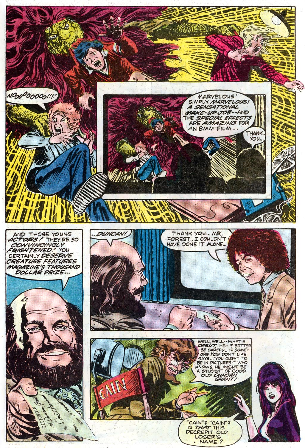 Elvira's House of Mystery Issue #1 #2 - English 59