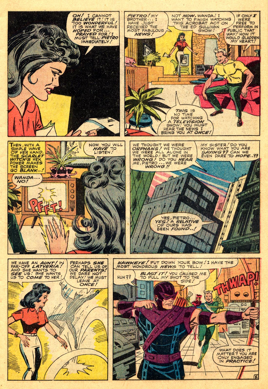 The Avengers (1963) 25 Page 7