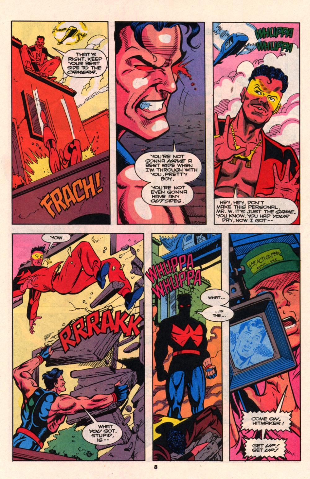 Read online Wonder Man (1991) comic -  Issue # _Annual 2 - 9