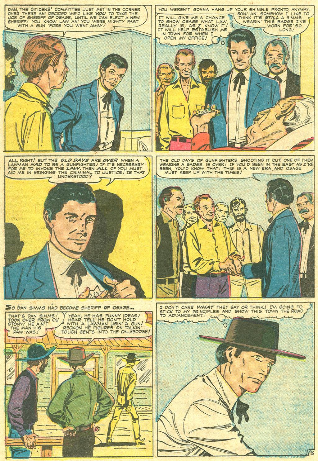 Read online Two-Gun Kid comic -  Issue #47 - 22