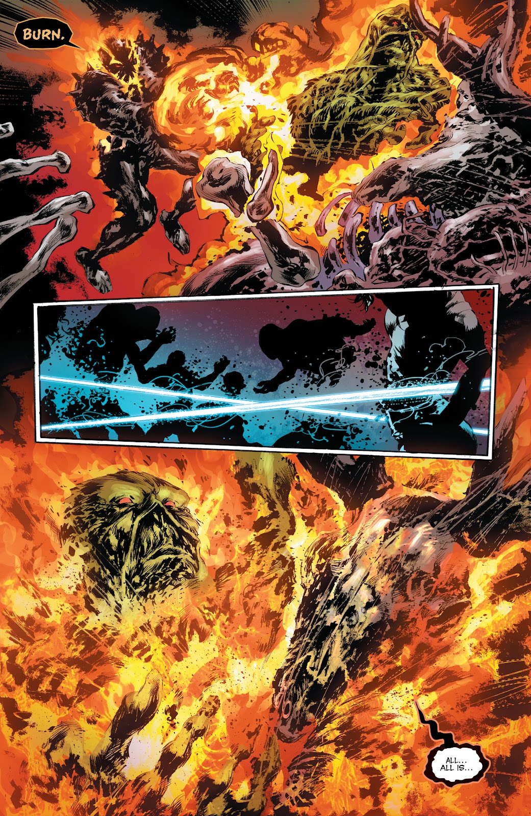 Read online The Curse of Brimstone: Ashes comic -  Issue # TPB (Part 1) - 24