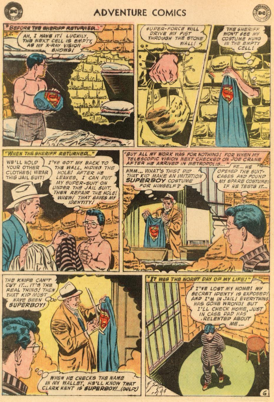 Read online Adventure Comics (1938) comic -  Issue #249 - 8