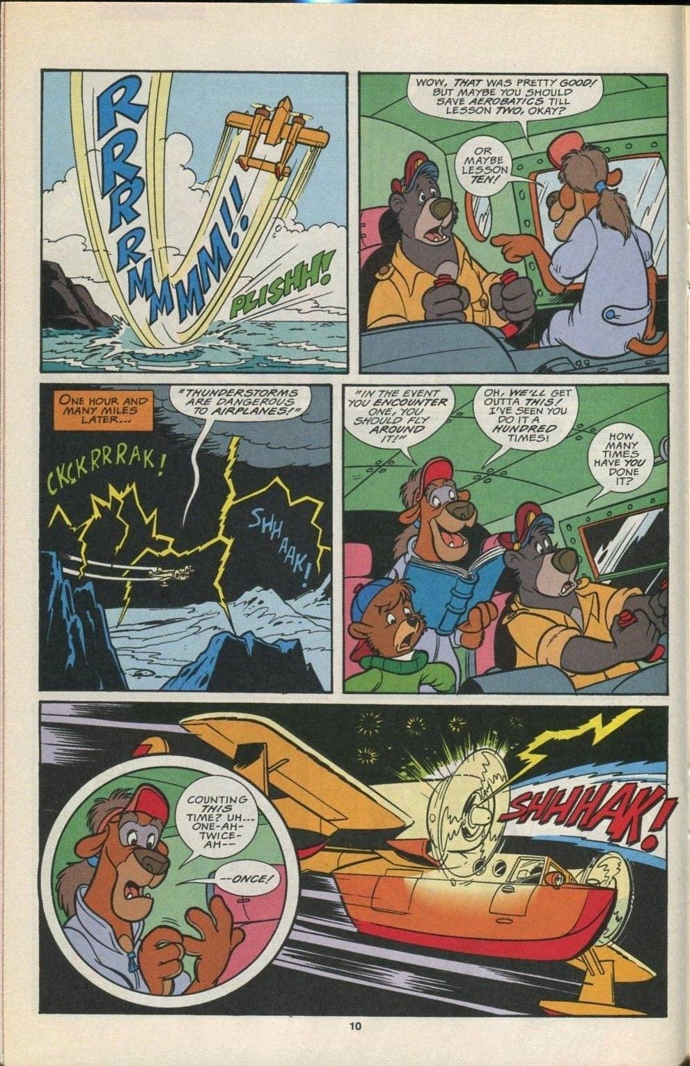 Read online Disney's Tale Spin comic -  Issue #5 - 11
