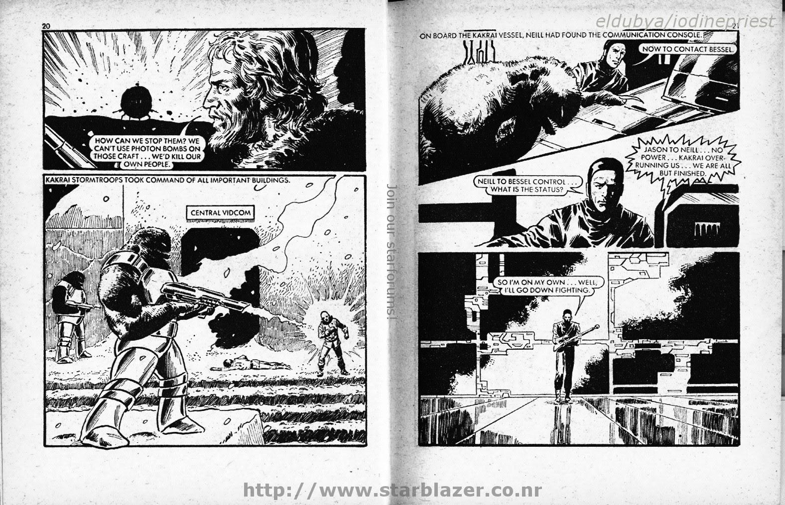 Starblazer issue 59 - Page 12