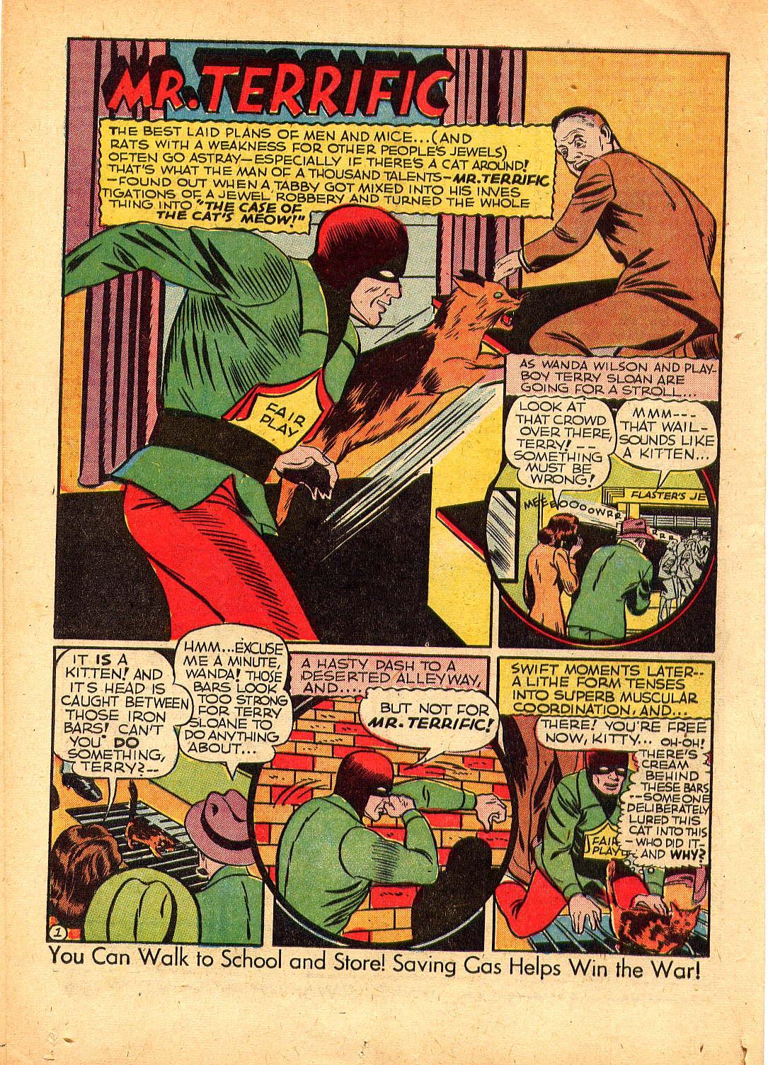 Read online Sensation (Mystery) Comics comic -  Issue #30 - 42