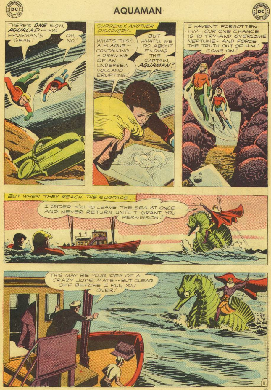 Read online Aquaman (1962) comic -  Issue #9 - 15