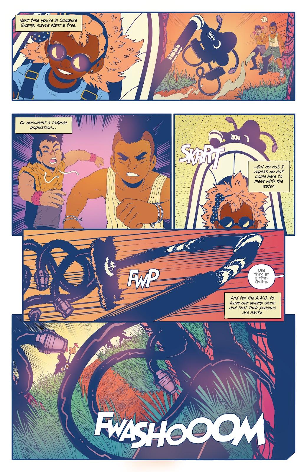 Read online b.b. free comic -  Issue #3 - 10