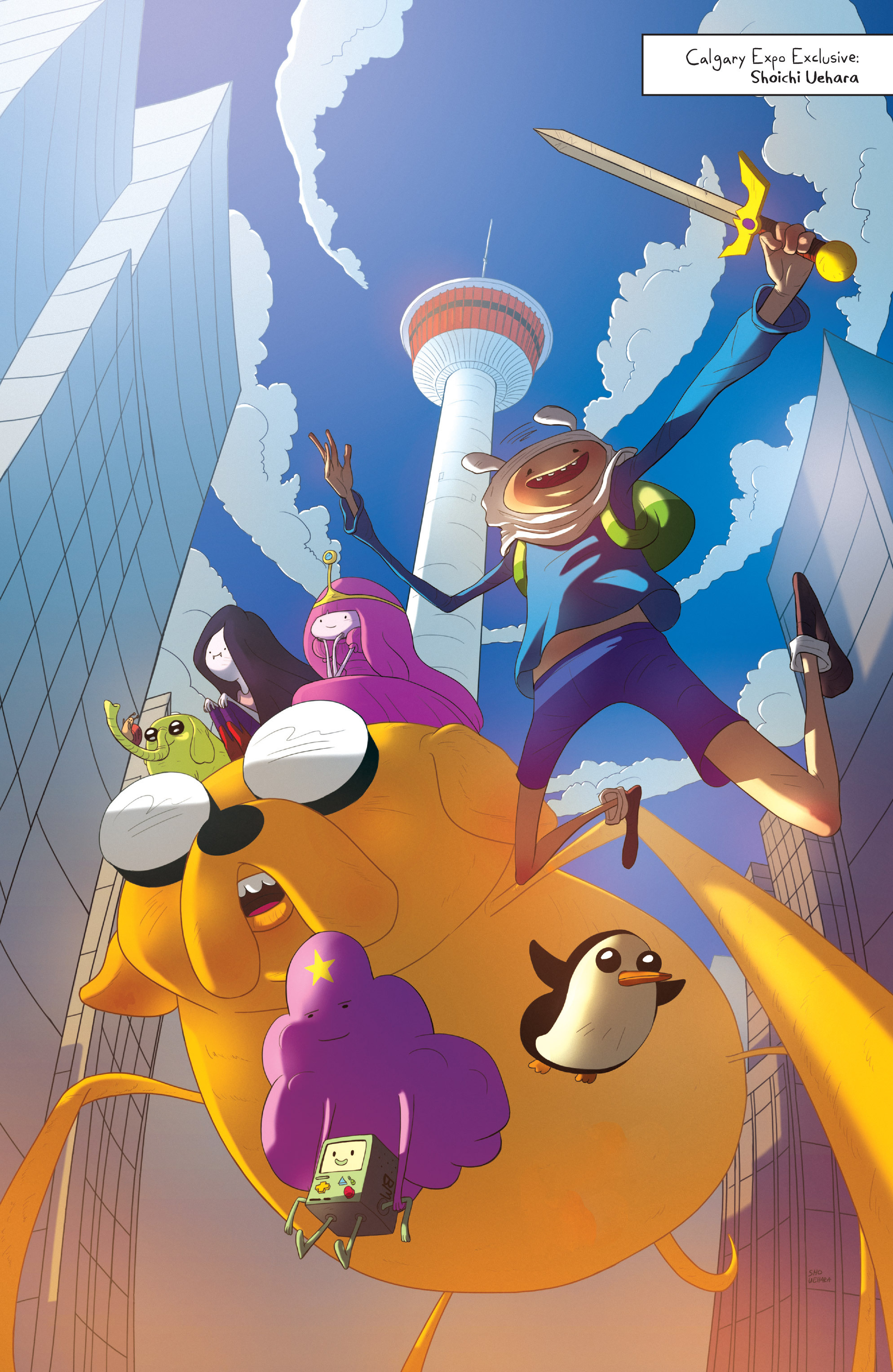 Read online Adventure Time comic -  Issue #Adventure Time _TPB 4 - 104