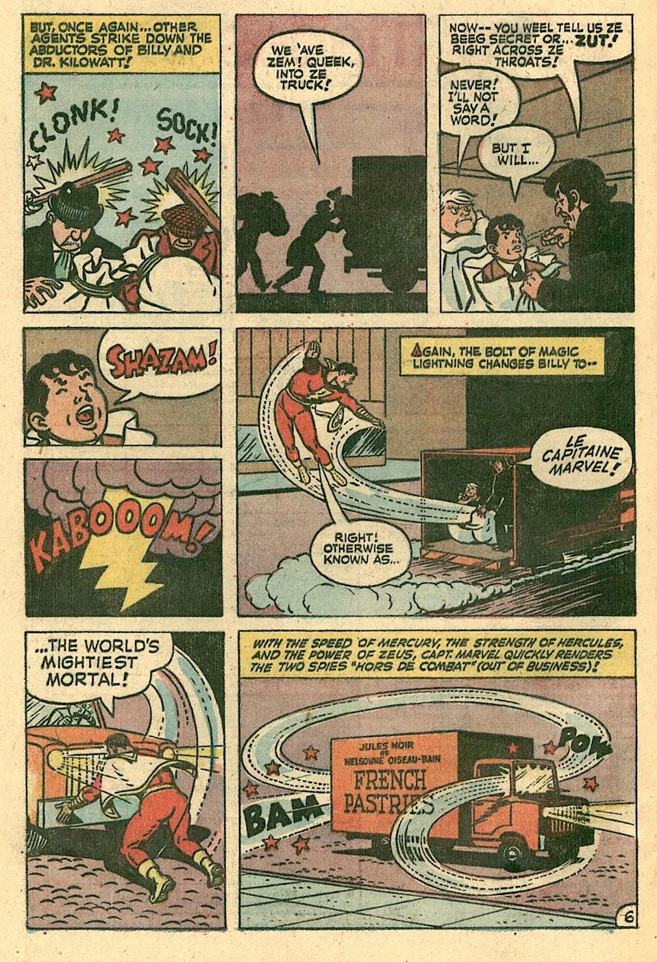 Read online Shazam! (1973) comic -  Issue #3 - 15