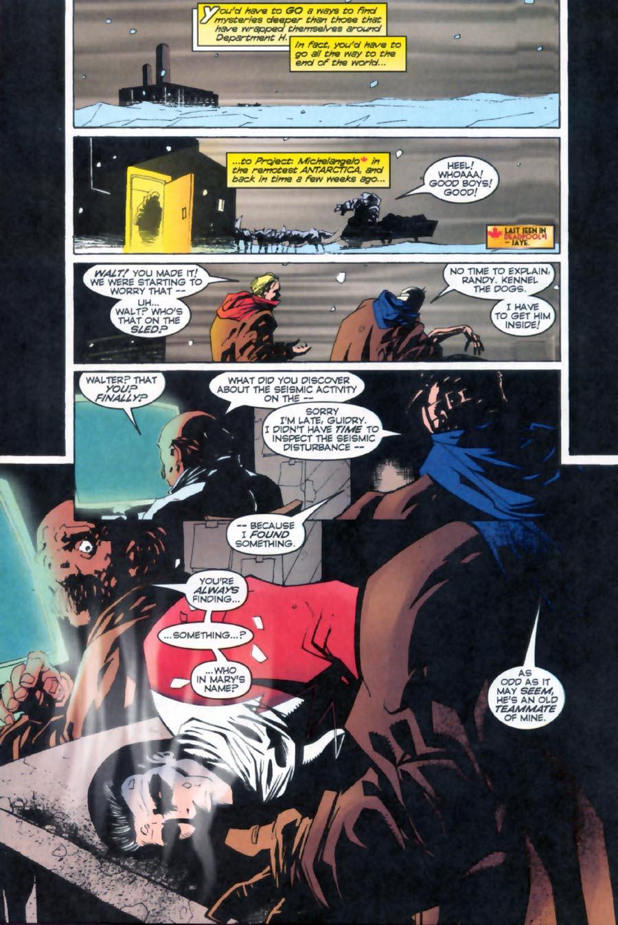 Read online Alpha Flight (1997) comic -  Issue #13 - 10