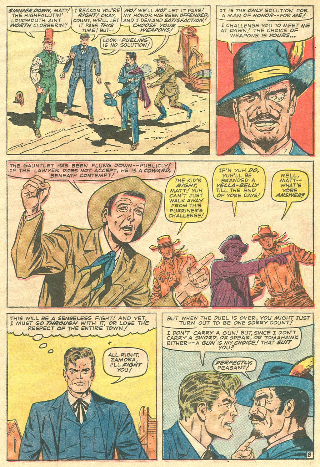 Read online Two-Gun Kid comic -  Issue #81 - 11