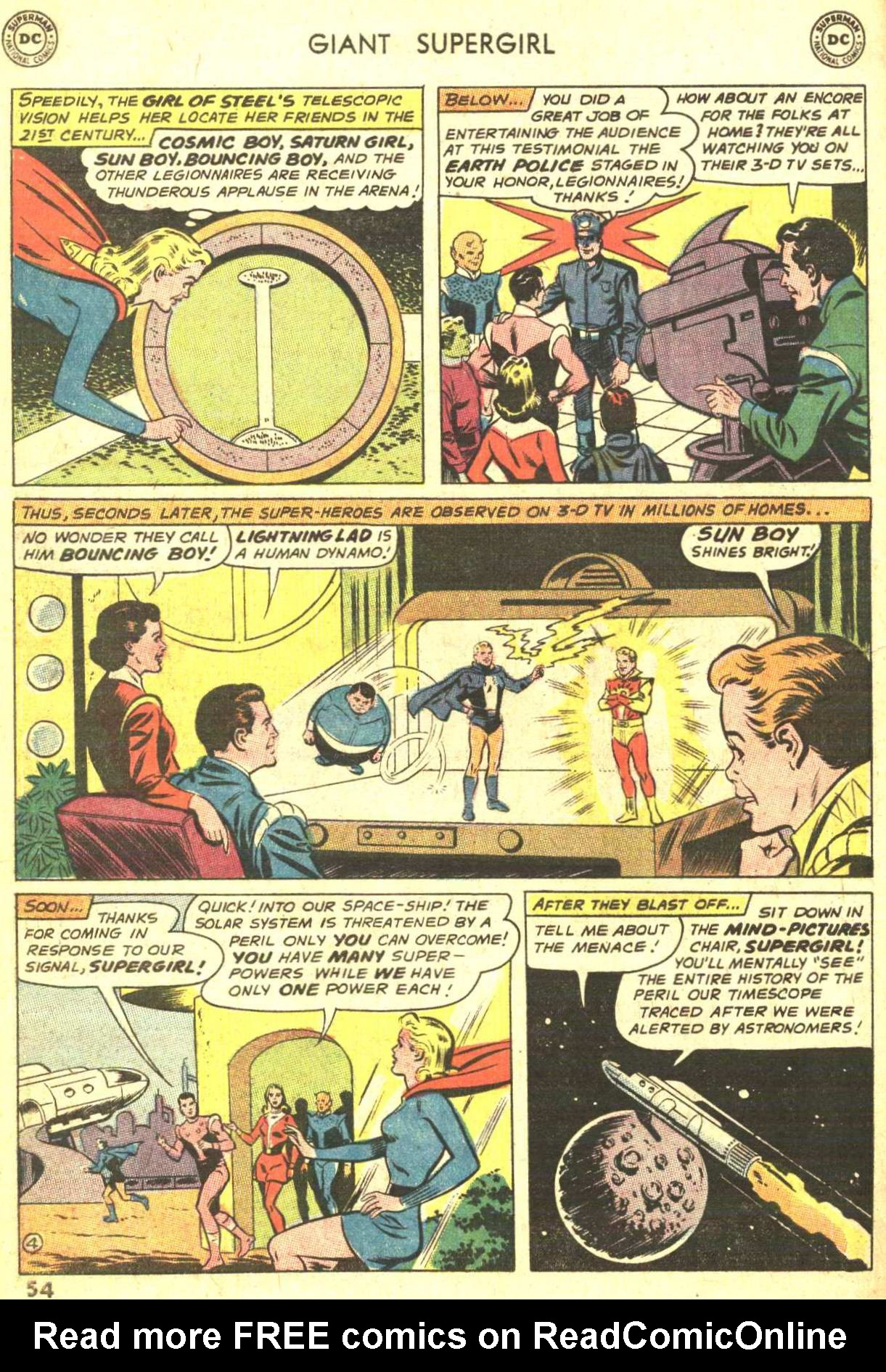 Read online Action Comics (1938) comic -  Issue #373 - 51