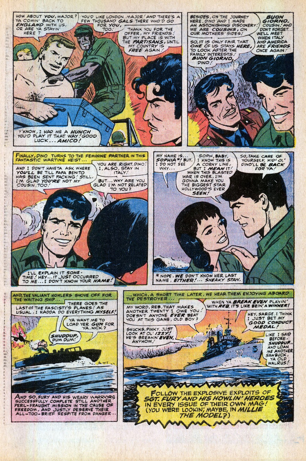 Sgt. Fury issue _Special_7 - Page 49