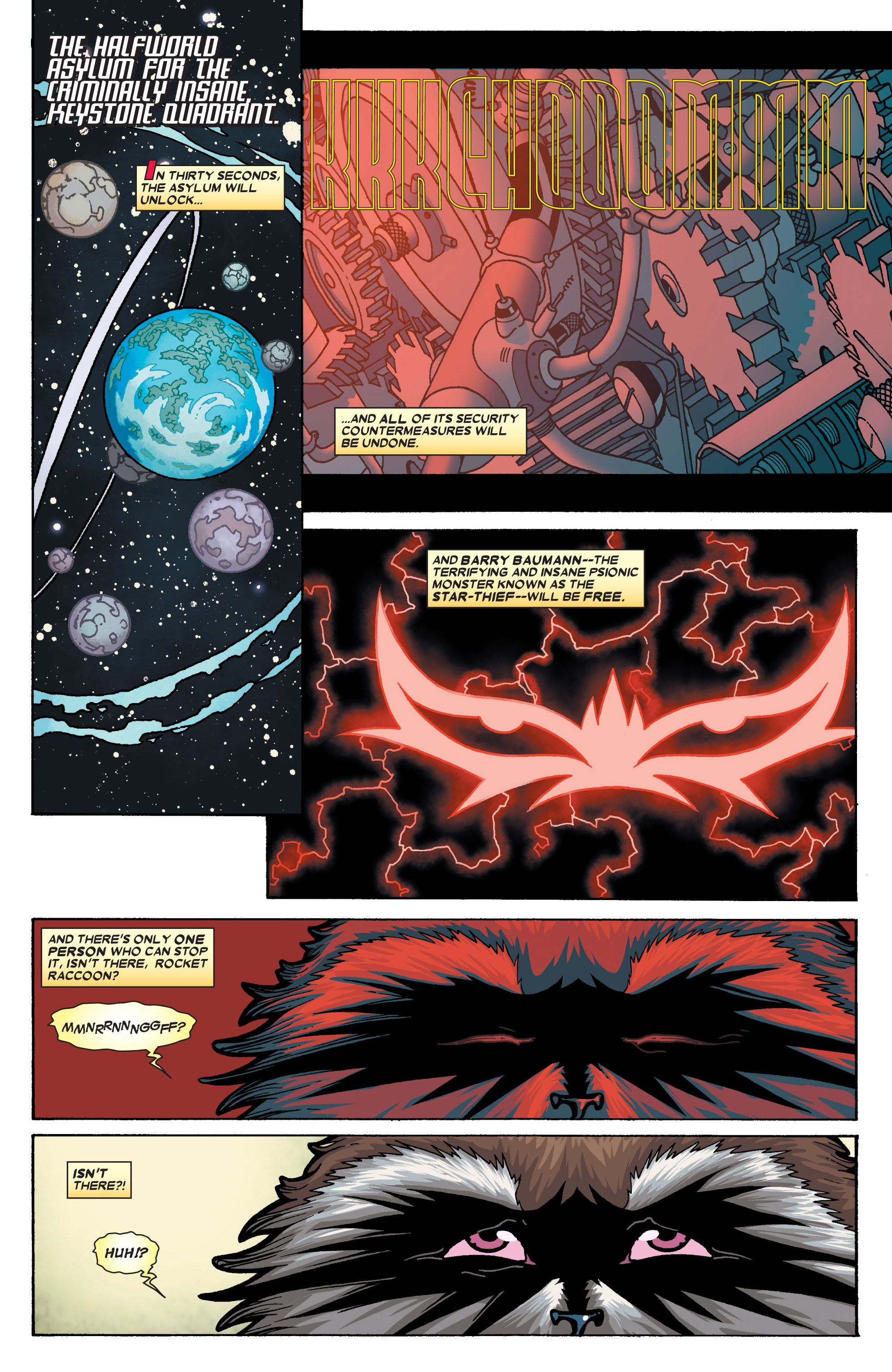 Read online Annihilators comic -  Issue #4 - 21
