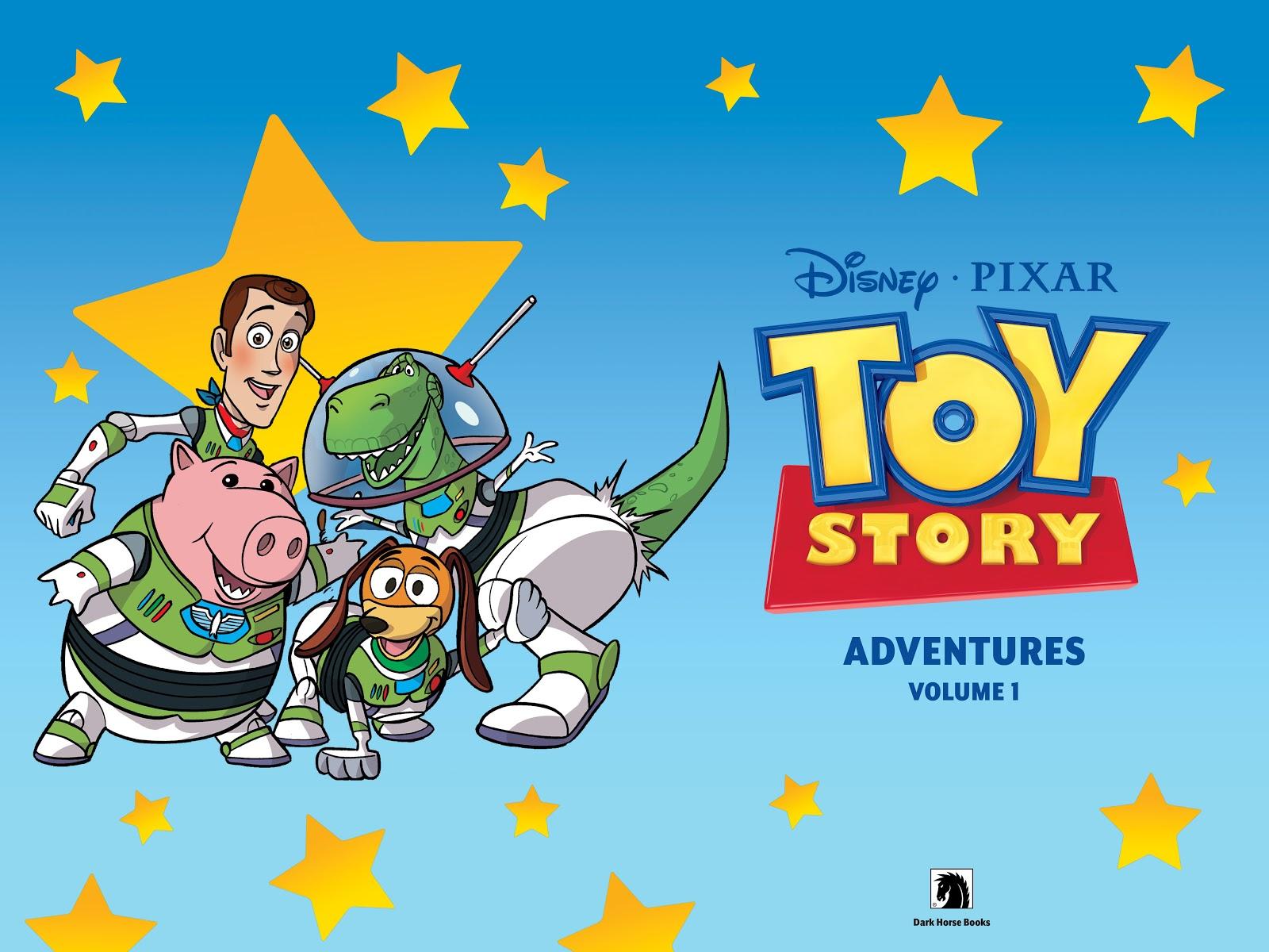 Read online DISNEY·PIXAR Toy Story Adventures comic -  Issue # TPB 1 (Part 1) - 3