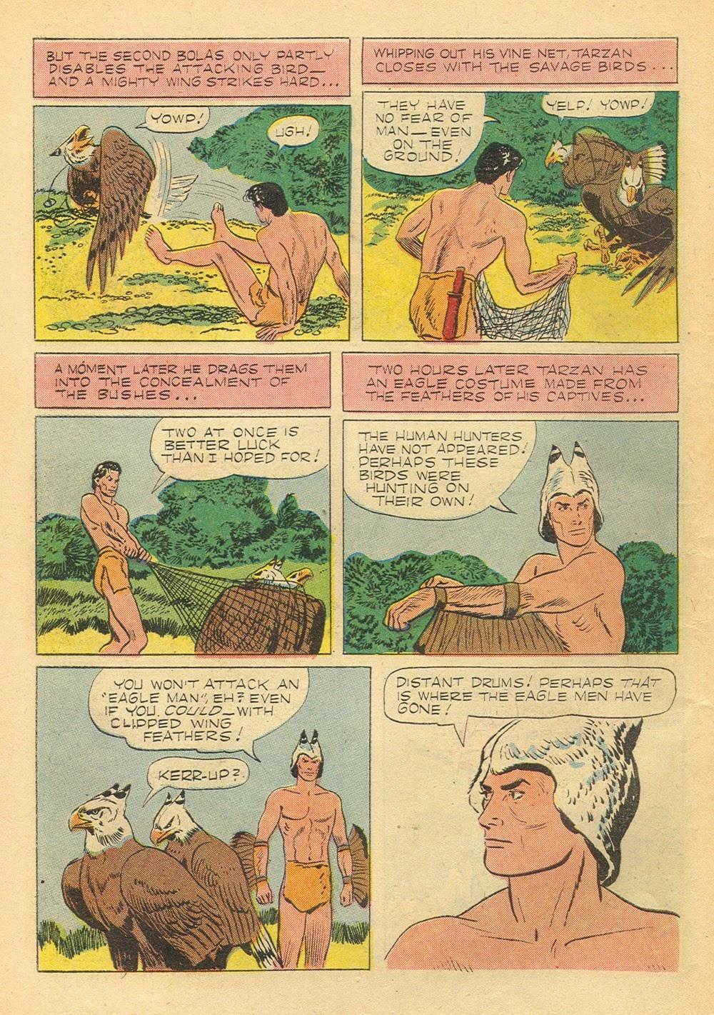 Tarzan (1948) issue 75 - Page 10